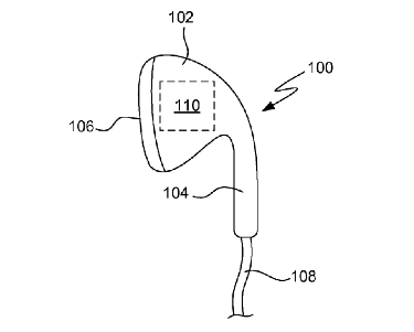 brevet ecouteurs apple Brevet Apple : des écouteurs connectés