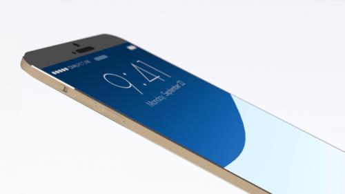 iphone 6 grand ecran 500x281 Rumeur : Le prochain iPhone aurait bien un écran plus grand