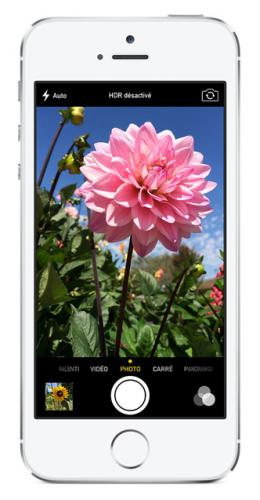 photo iphone 260x500 Sony pourrait fournir Apple pour les caméras des futurs iPhone