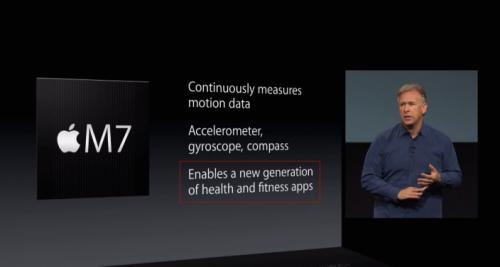 rumeur ios8 fitness app 500x267 Rumeur : iOS 8 pourrait inclure un carnet de santé virtuel