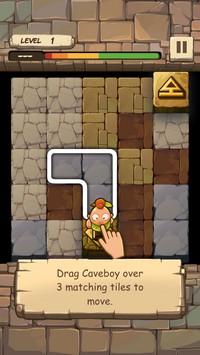 2014 03 02 08.48 L'application gratuite du Jour : Caveboy Escape