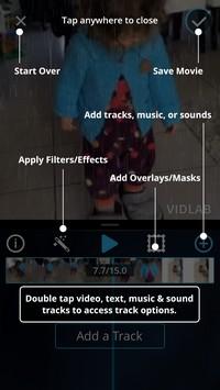 2014 03 13 21.42 L'application gratuite du Jour : VidLab   Video Editor