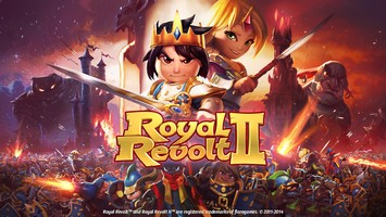 2014 03 19 12.34 L'application gratuite du Jour : Royal Revolt 2   un excellent jeu daventures !