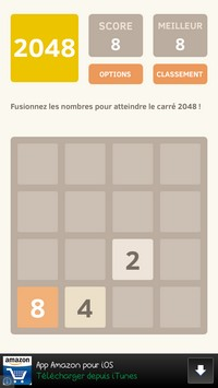 2014 03 20 20.37 L'application gratuite du Jour : 2048