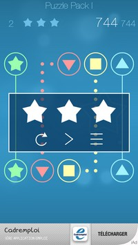 2014 03 27 10.56 L'application gratuite du Jour : Symbol Link   new puzzle game from Tetris inventor Alexey Pajitnov