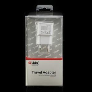 Adaptateur LIDU Prise Secteur Double USB 2.1A 2 300x300 Accessoire : un double chargeur secteur iPhone/iPad (16,95€)