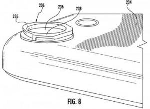 Brevet Objectif 300x218 Apple : un brevet pour un objectif photo modulable