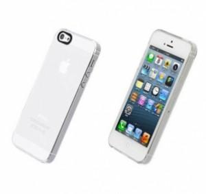 Coque de protection transparente Power Support Air Jacket pour iPhone 5 5S 2 300x283 Accessoire : Triple promotion pour bien protéger vos iPhone 5/5S/5C