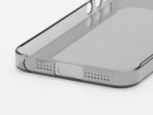 Coque de protection transparente Power Support Air Jacket pour iPhone 5 5S 300x225 Accessoire : Triple promotion pour bien protéger vos iPhone 5/5S/5C
