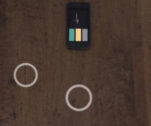 XTouch 300x249 Contrôler son iPhone sans le toucher (par vibration) : cest possible !