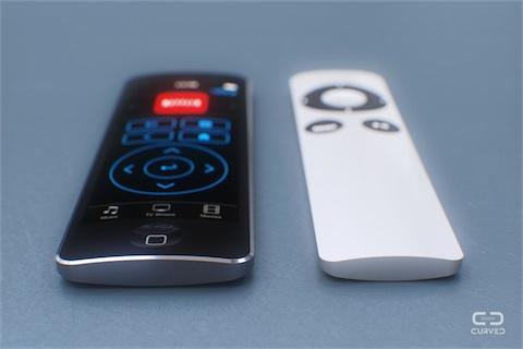 apple tv concept 2 Un concept dApple TV en images
