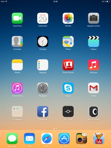 astuce cacher apps 1 375x500 Astuce iOS 7.1 : Masquer les icônes dapplications gênantes