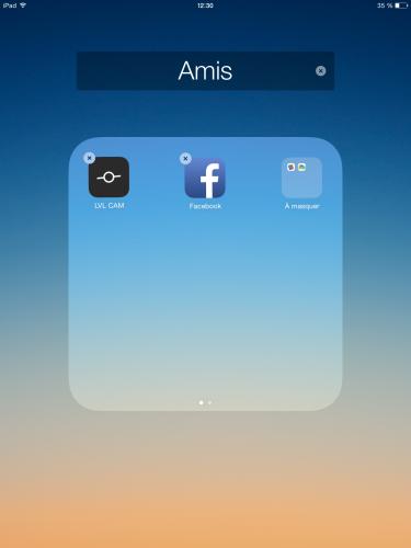 astuce cacher apps 2 375x500 Astuce iOS 7.1 : Masquer les icônes dapplications gênantes