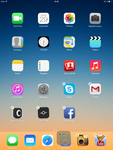 astuce cacher apps 4 375x500 Astuce iOS 7.1 : Masquer les icônes dapplications gênantes