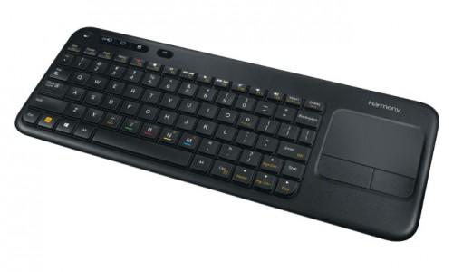 harmony smart keyboard 500x300 Accessoire : Logitech présente son clavier compatible avec lApple TV