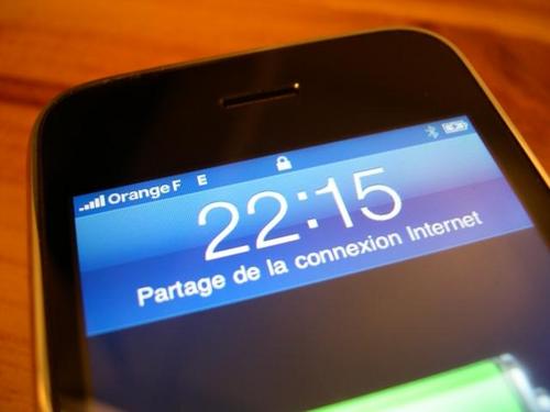 partage de connexion iOS 7.1 : des problèmes de partage de connexion ?