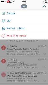 2014 04 07 14.53 L'application gratuite du Jour : SquareOne   Email Dashboard for Gmail