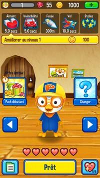 2014 04 23 17.10 L'application gratuite du Jour : Pororo Penguin Run