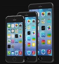 iPhone 6 Concept logo iPhone 6 : le 19 septembre prochain et...
