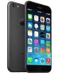 iPhone 6 concept logo iPhone 6 : un baromètre incorporé ?