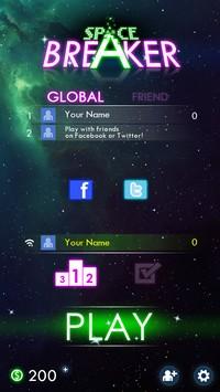 2014 04 30 10.37 L'application gratuite du Jour : Space Breaker
