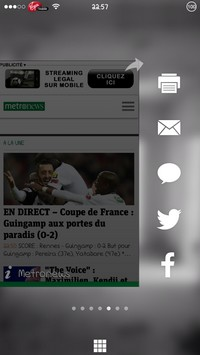 2014 05 03 22.57 L'application gratuite du Jour : Opera Coast web browser