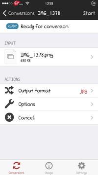 2014 05 08 13.52 L'application gratuite du Jour : CloudConvert