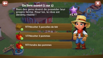 2014 05 08 14.39 L'application gratuite du Jour : FarmVille 2   Escapade rurale