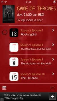 2014 05 20 21.58 L'application gratuite du Jour : TV Show Tracker 3