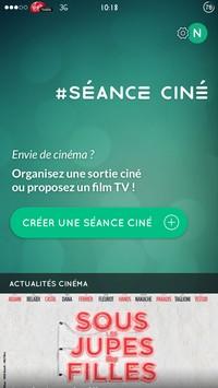 2014 05 27 10.18 L'application gratuite du Jour : Séance Ciné