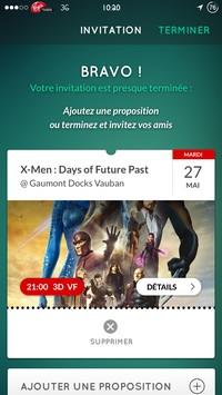 2014 05 27 10.20 L'application gratuite du Jour : Séance Ciné
