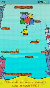 Bob léponge + Doodle Jump = ...