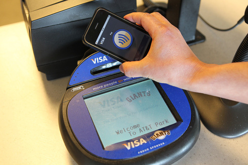 iphonenfc La technologie NFC pourrait être intégrée à liPhone 6