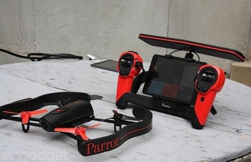 parrot bebop 1 500x322 Le prochain drone de Parrot sera compatible avec lOculus Rift