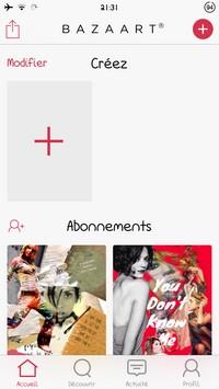 2014 06 17 21.31 L'application gratuite du Jour : Bazaart   Éditeur de Collage Photos Sociales