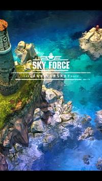 2014 06 18 10.51 L'application gratuite du Jour : Sky Force 2014