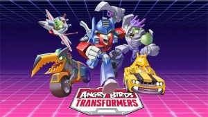 Angy Birds Transformers 1 300x169 Angry Birds : une nouvelle formule version Transformers