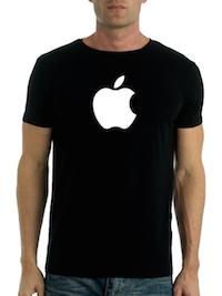 Apple Tshirt Apple : de prochains vêtements intelligents ?