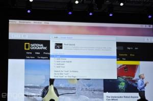 Spotlight MacOSX1 300x199 Mac OS X Yosemite : toutes les nouveautés