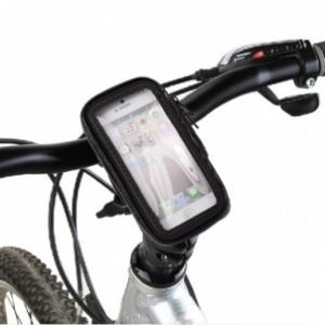 Support Housse Waterproof Vélo pour Apple iPhone 55S 300x300 Accessoire : Bons plans, des supports vélo pour iPhone (9,95€)