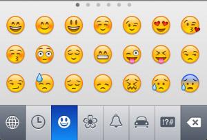emoticones ios Bientôt de nouvelles émoticônes pour iOS