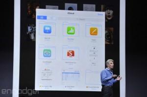 iCloud Drive 300x199 Keynote Apple : du nouveau aussi pour iOS8 dès le 17 septembre !