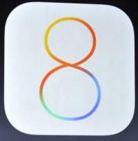 iOS 8 logo1 e1401737036195 iOS 8 est compatible avec ...