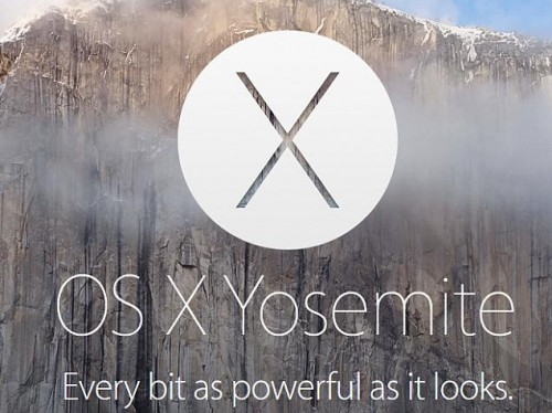 mac os x yosemite apple 500x374 Mac OS X Yosemite : Quels appareils seront de la partie ?
