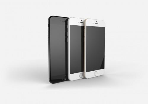 iphone6 2 500x353 Pas diPhone 6 de 5,5 pouces avant 2015 ?