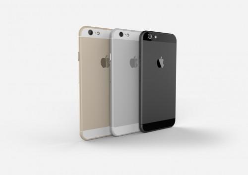 iphone6 3 500x353 Des visuels diPhone 6 qui font envie !