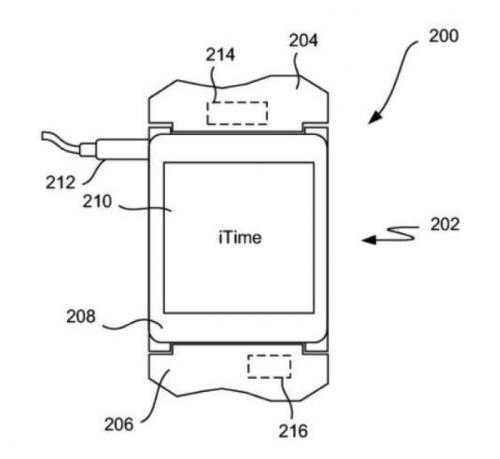 itime 1 500x459 iTime : Brevet dévoilé pour la montre connectée d'Apple
