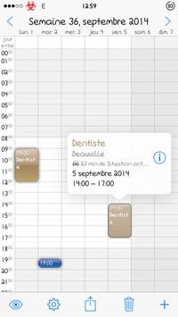 2014 08 04 12.59 Week Calendar : Boostez votre emploi du temps ! (1,99€)