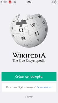 2014 08 16 17.56 Wikipedia Mobile : La connaissance collaborative à portée de main...(Gratuit)