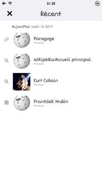 2014 08 16 21.38 Wikipedia Mobile : La connaissance collaborative à portée de main...(Gratuit)